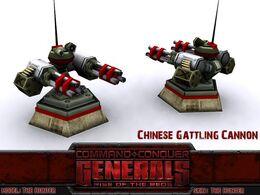 China GattlingCannon