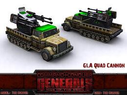 GLA QuadCannon