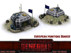 EU Munition Bunker