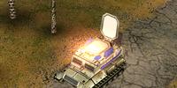 Microwave Tank