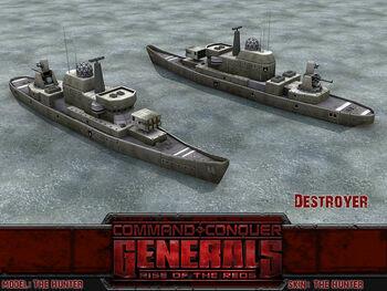 Beta Destroyer