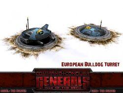EU BulldogTurret