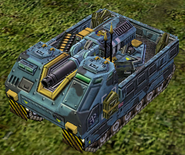 ECA Mortar Track