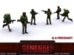 GLA Mercenary