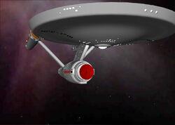 USS Enerprise 2267
