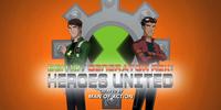 Ben 10/Generator Rex: Heroes United