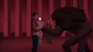 217-Rex and Jungle cat truce