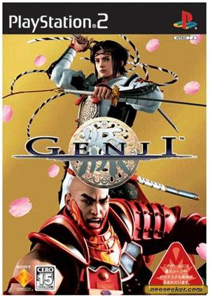 File:Genji Dawn Of The Samurai COVER 3.jpg