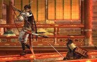 Rokuhara game shot