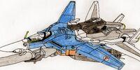 XMAF-1102vg Valkyrie Gust