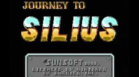 Journey to Silius (NES) Music - Title Theme