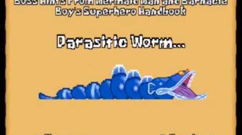 SpongeBob SquarePants SuperSponge OST - 25 - Parasitic Worm