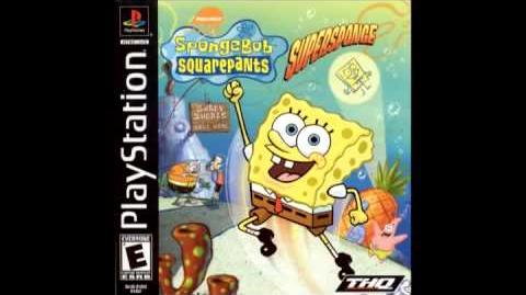 SpongeBob SuperSponge OST Remastered Sandy's Tree Dome