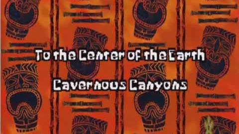 SpongeBob SquarePants SuperSponge OST - 16 - Cavernous Canyons & Acrid Air Pockets