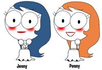 Jenny & Penny