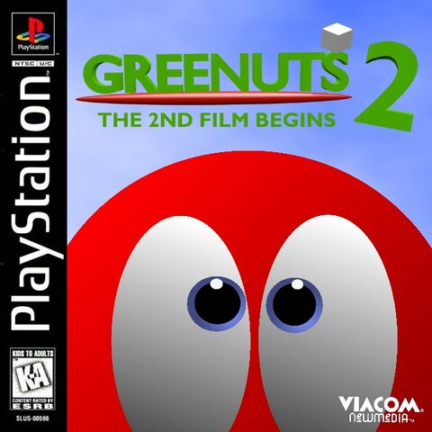 File:Greenuts 2 - The 2nd Film Begins (1997) PS1 Cover Art (USA).jpg