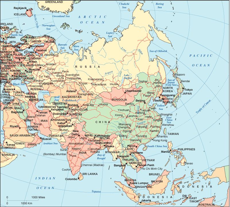 asia global geography fandom powered by wikia