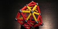 (0,0,12,16)-deltahedron