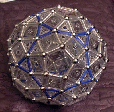 Augmented Truncated Dodecahedron T2T V1L