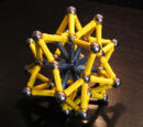 Stellated 14-rods