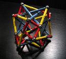 Modular Tetrahedron