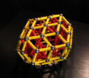 Bi Elongated Rhombic Triacontahedron