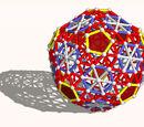 Snub Expanded Truncated Icosahedron