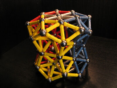 (0 0 18 32 6)-deltahedron