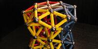 (0,0,18,32,6)-deltahedron