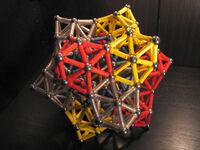 (0 18 0 80 24)-deltahedron