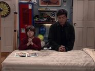 Ep 3x15 - Max and George pray for Mr. Needles