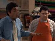 Ep 3x28 - George and Ernie confronting Zack