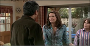 Angie Tells George about the Situation
