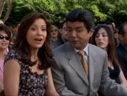 Ep 3x28 - George and Angie at Max's 6th grade graduation