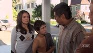 Ep 6x9 - George and Angie catch Max at Cris's home