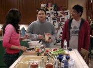 Ep 5x17 - Angie, Ernie and George in the kitchen