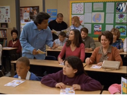 Ep1x4 - George Angie and Benny attend Max's school play