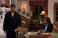 Ep 4x14 - George decribes Banny to Linda