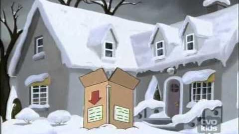 George Shrinks - Snowman's Land