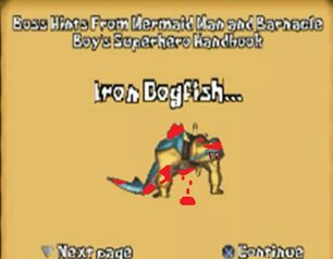Irondogfish