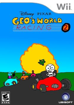 Geo's World Racing 2 Wii cover