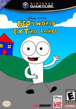 Geo's World Extra Large GameCube