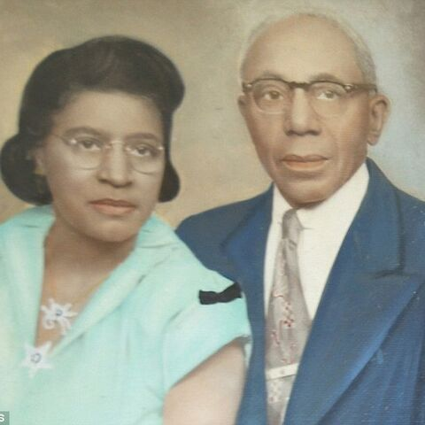 Jeralean Talley and Alfred Talley