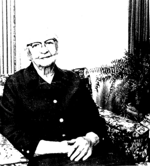 Victoria Evinger