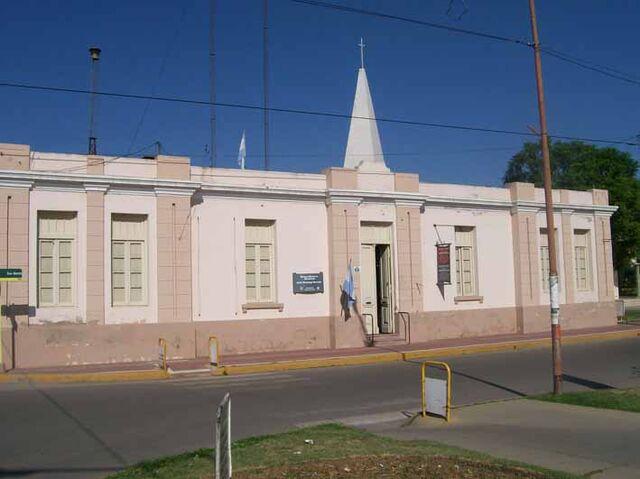 Archivo:Museo Histórico Municipal José Domingo Mercado de Arroyito.jpg