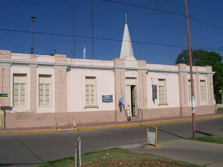 Museo Histórico Municipal José Domingo Mercado de Arroyito