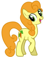 Carrot top look at how fantastic my tail is by drfatalchunk-d5dhghf