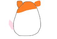 Hamtaro's egg