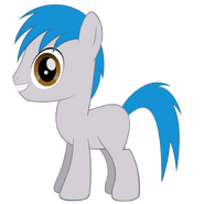 Young colt tombstone animation rig by abluskittle-d55bkxl