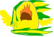 WoodenToaster's egg.